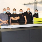 Esko has awarded a European pre-press company Athena Graphics 'best in class' platemaking certification