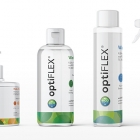 FLEXcon has launched optiFLEX ecoFOCUS, a new line of eco-friendly packaging products for primary labeling applications