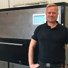The Danish converter Scanbag has installed a laser anilox cleaner from Flexo Wash FW2000 at its production plant in Skive