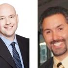 L-R: PJ Fronczkiewicz and Joe Riccardella - recipients of a 2021 FTA President's Award