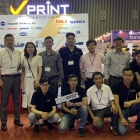 Grafisk Maskinfabrik has appointed Vietnam-based VPrint as a new agent to further expand its presence in Asia