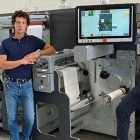 Italian label converter Special Screen has installed a Grafotronic DCL2 machine, with the country's first 110m/min semi-rotary die-cutting module