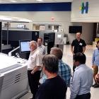 Heidelberg's Print Media Center in Atlanta welcomed over 1,000 visitors in 2019