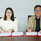 CGS ORIS has partnered with HanGlobal Group to further digital printing in China