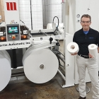 Iconex has installed four Martin Automatic MBS splicers at its plant in Morristown, Tennessee to support the company's growth and diversify its production