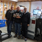 Specialized Marking Systems has upgraded its Digital One to the new Mark Andy Digital Pro engine