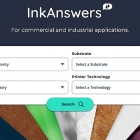 Kao Collins has launched InkAnswers, a digital search tool that matches inks with substrates used in label and narrow web production