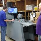 Kansas-based label converter Kester Imaging has installed the first Konica Minolta JetVarnish 3D One