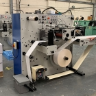 British converter Labfax installs two Focus Label Machinery FS Series inspection slitter rewinders