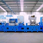 Lemorau has launched its latest MEBR+ Evolution, a printing and finishing machine developed to produce premium labels with a flexible, modular configuration