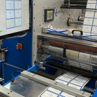 Cankor Etiket has acquired a Lemorau ICR3 inspection, slitting, and rewinding machine to increase its productivity