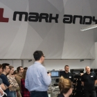 Mark Andy open house for students in 2018