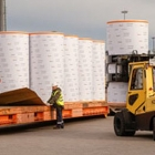 Mondi has introduced an innovative logistics and transportation approach for its large reels