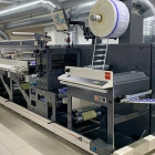 Turkish converter, Hasn't Label, adds capacity with Nilpeter FA-line press