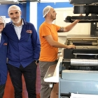Italian converter Nuceria increases flexibility and customization options with the installation of Nilpeter new High-Build InkJet Varnish Unit