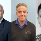 L-R: Lee Charles, commercial director; Dave McMullen, operations director; Jake Ward, business development manager at PCC