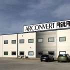 Fedrigoni has opened a modern slitting and distribution center for the self-adhesive products division in Dobroszyce, Poland