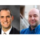 Eric Zaremski (left) and Rostislav Russell Lembersky join Unilux