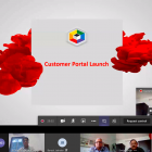 Siegwerk launched a customer portal with a virtual launch event attended by over 100 key customers.