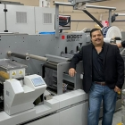 Sigma Middle East Label Industries has purchased a Bobst M5 press along with finishing and pre-press equipment to increase production capacity