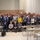 TSC and Printronix Auto ID suppliers and partners from 30 different countries congregated in Malaga, Spain for the two brands annual Partner Meeting