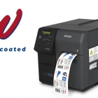 Wausau Coated Products has launched a high-performance labelstock specifically designed for Epson on-demand color printers