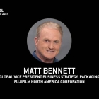 L&L spoke to Matt Bennett, global vice president for business strategy at Fujifilm North America, about why he's taking part in the upcoming Label Congress 2021, and why flexible packaging is one key trend to watch