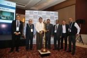 ASPA members including Suresh Prabhakar Prabhu and Honourable Justice Manmohan Sarin inaugurating The Authentication Forum