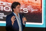 Iganacio Ramos, commercial manager at R&R Impresores, speaking at Label Summit Latin America 2020