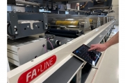In June 2021, Smyth will install its third Nilpeter FA-Line in three years