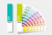 Pantone CMYK color palette
