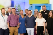 Following the recent rebrand of Finat's Young Managers Club, Piotr Wnuk spoke to members of the new Young Professionals Network (YPN) during Labelexpo Europe to find out about their goals and the challenges faced by young professionals in the label industry