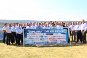 More than 30 manufacturers supported the event with table-top displays