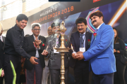 The opening ceremony at Labelexpo India 2018