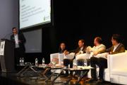 A panel session at Label Summit Latin America last year in Guadalajara, Mexico