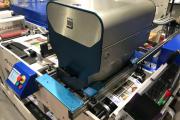 Hybrid printing developments were on show