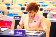 Jean Li, executive vice president of the China Label Sub-Association, PEIAC