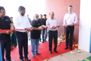 The new plant was inaugurated by Signode president Robert Borque along with members of management committee of Signode Group and Gururaj Ballarwad