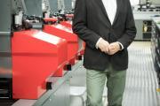 Arnold Deregnaucourt, managing director at Imprimerie Billet, explains the requirements for producing labels for Champagne