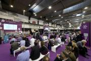The Automation Arean feature area was a big draw at Labelexpo Europe 2017