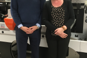 Steve Davies and Charlotte Jenkins have joined Edale as sales managers in the EMEA region