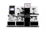 anytron has launched any-JET II digital press with in-line finishing options
