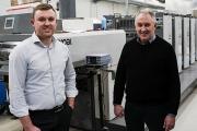 CBS has upgraded its Ryobi press with a retrofitted GEW UV LED curing system to broaden its portfolio