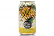 The winning design from Great Lakes Brewing Company.