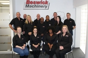 Grafisk Maskinfabrik (GM) has appointed Beswick Machinery as its distributor for the South Africa market