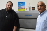 CEC Print Solutions has installed a new Versafire EP from Heidelberg to expand its production capacity into the packaging and label segments