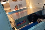 Colordyne and Adphos have collaborated on a dryer tailored to meet the specific needs of Colordyne's ChromaPlex LT print engine