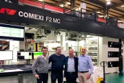 Morancé Soudure France has invested in a Comexi F2 MC 10-color flexo press