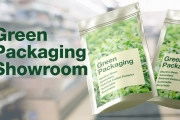 The Green Packaging Showroom has gathered approximately 1,000 attendees