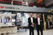 Jiménez Godoy has invested in a Comexi Offset CI8 press to increase its production volume and attract new clients